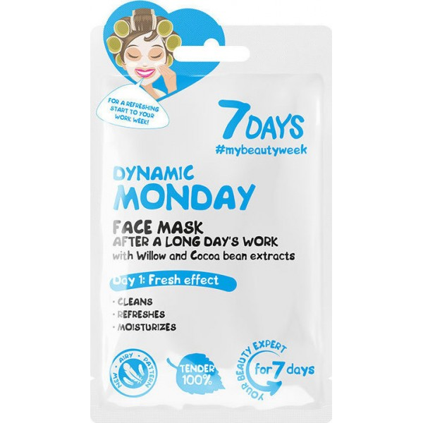 FACE MASK DYNAMIC MONDAY