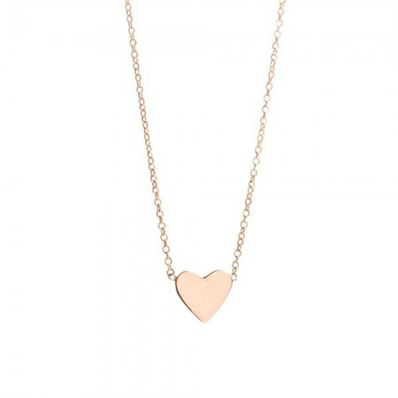 Heart Necklace (Stainlees Steel)